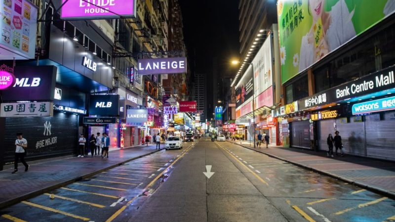 香港衰落的原罪犯 – 地產商