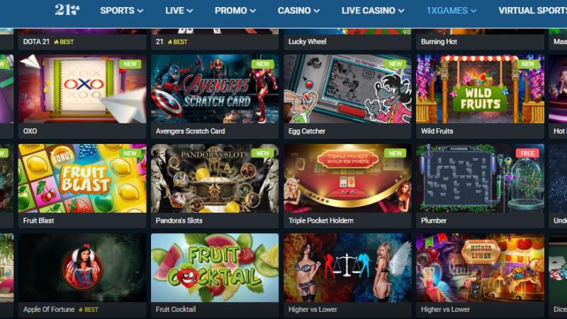 網上賭博網站推介