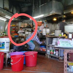 梅窩餐廳黑暗廚房任睇 – 食煙灰+病毒